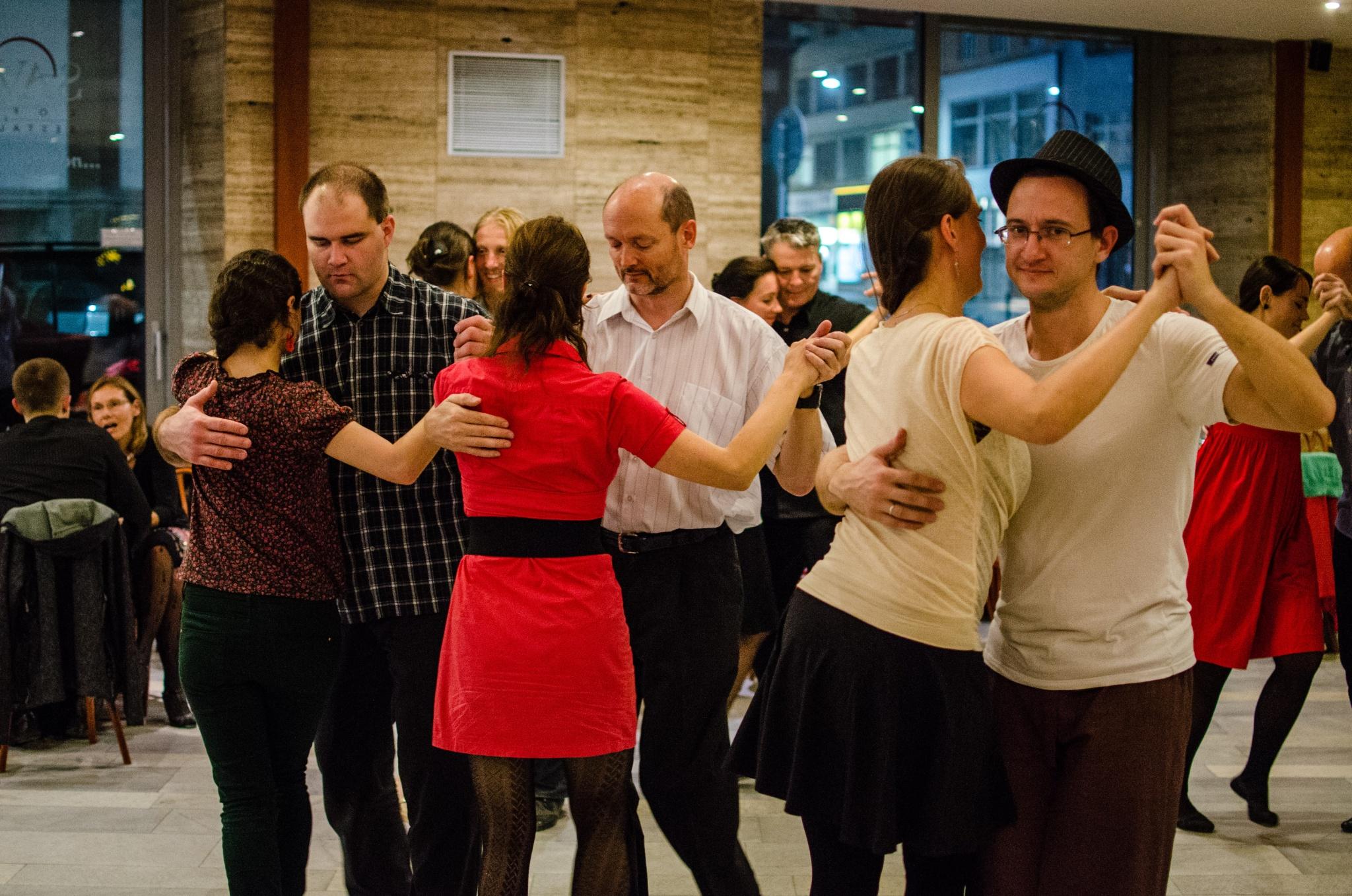 Kurzy argentinského tanga v Brně